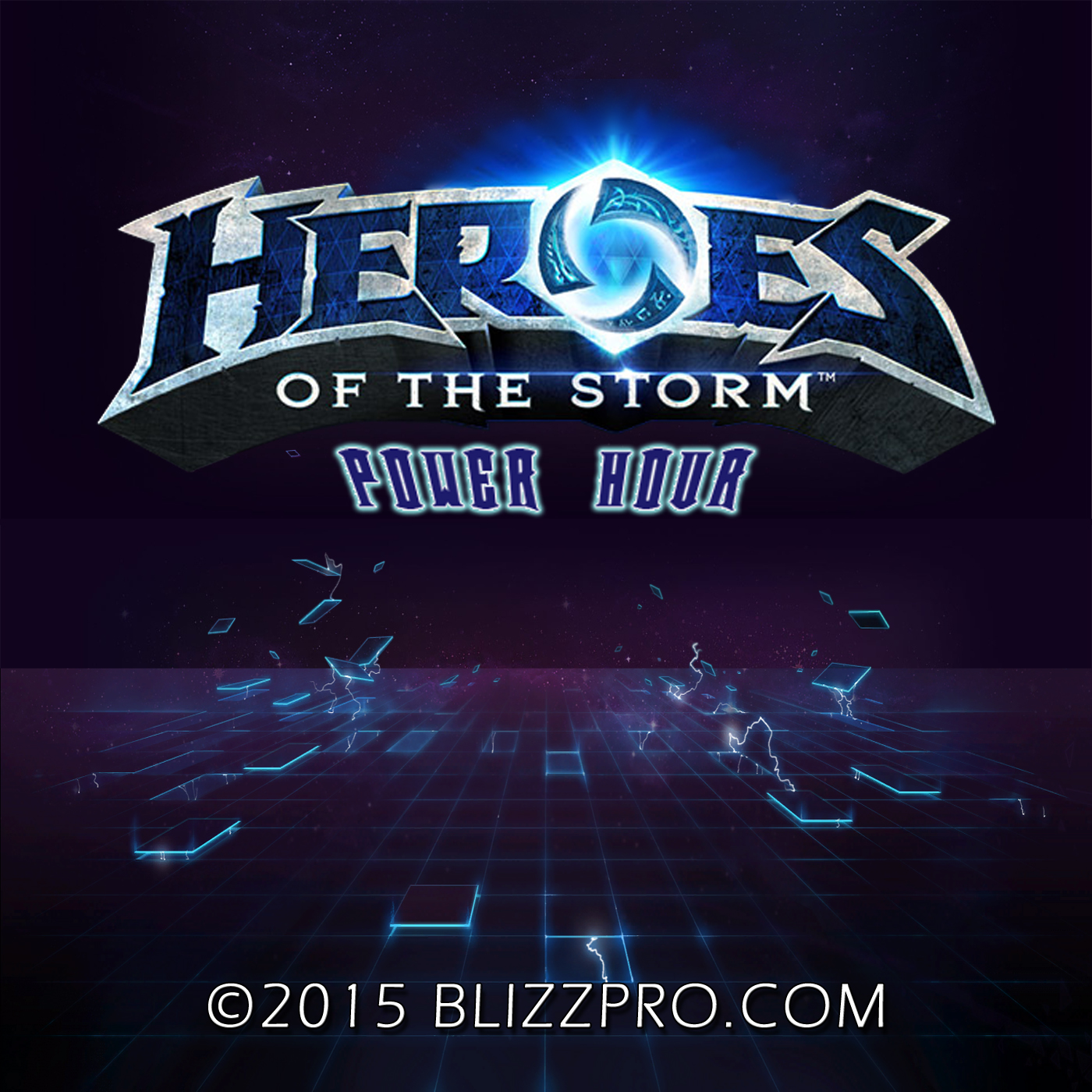 BlizzPro Heroes of the Storm Powerhour